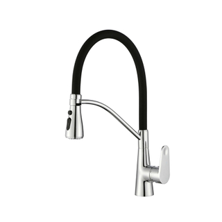 China New Deck Mounted Chrome Plated Water Filter High Quality 3 Way Kitchen Faucet