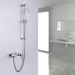 Bathroom Fixture Waterfall Restroom Bath Shower Faucets