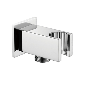 Modern Brass Shower Outlet Elbow For Bathroom WT06