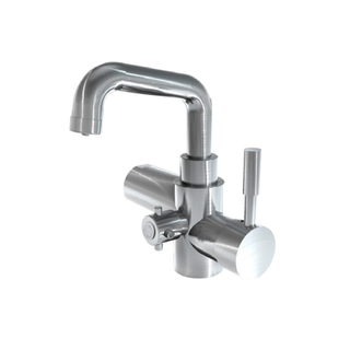 China Factory Commercial 304 Stainless Steel Pull Down Extender Water Sink Stretching Kitchen Faucet