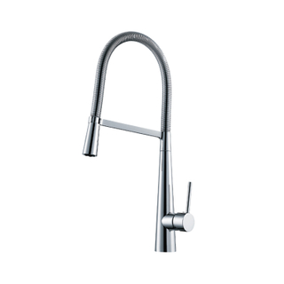 Deck Mounted Single Handle Single Hole Kitchen Sink Mixers