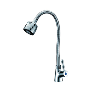 HANWEI® Brand Deck Mounted Kitchen Water Taps