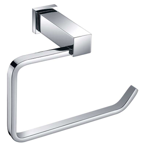 Modern Style Bathroom Toilet Paper Holder In Chrome BP9307