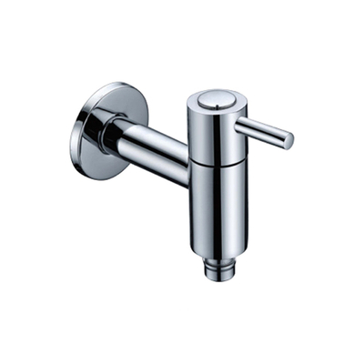 Polished Chrome Washing Machine Water Tap Set SZB1017