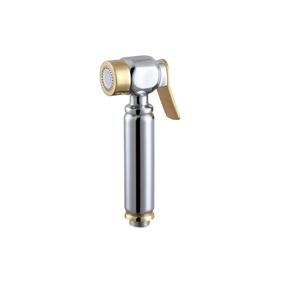 Dual Function (Soft/Jet) Brass Hand Held Sprayer Shattaf Toilet Attachment