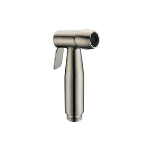 Stainless Steel Brushed Nickel Diaper Sprayer Bidet Head