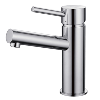 Single Hole Deck Mounted Bathroom Sink Faucet Vanity Basin Mixer Tap