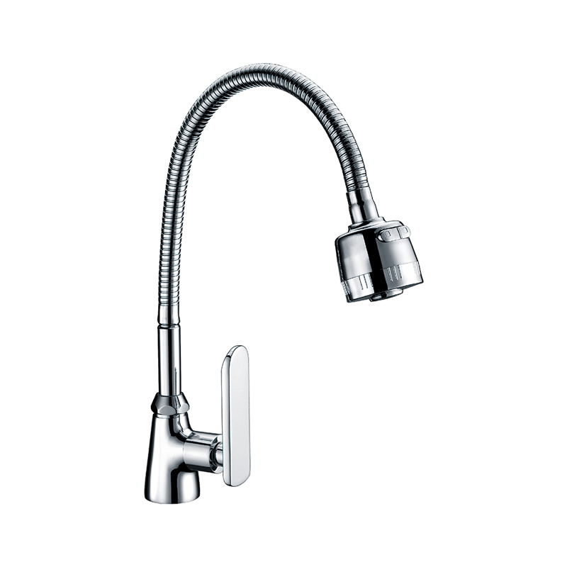 Gooseneck Brass Kitchen Water Taps Manufacturers