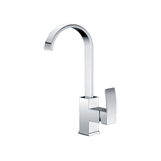 Top Single Handle Kitchen Faucets In Brushed Nickel