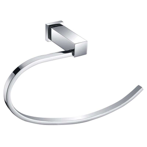 Modern Style Brass Towel Holder Ring For Bathroom BP9307S
