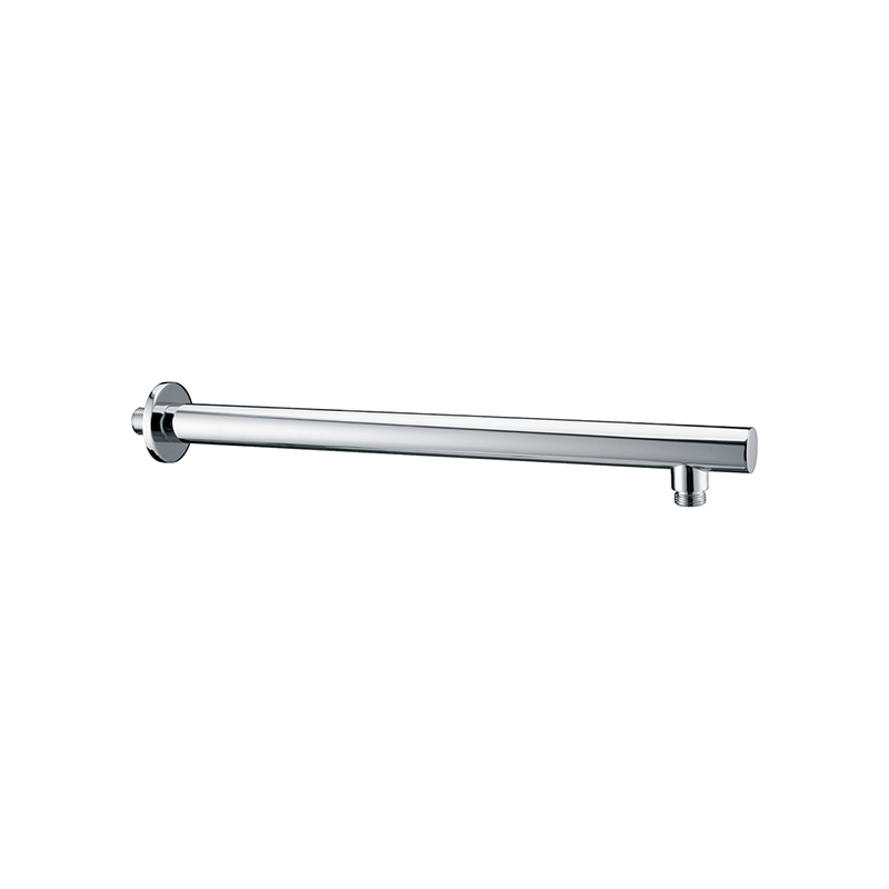 Polished Chrome Brass Vertical Long Shower Arm HSG20