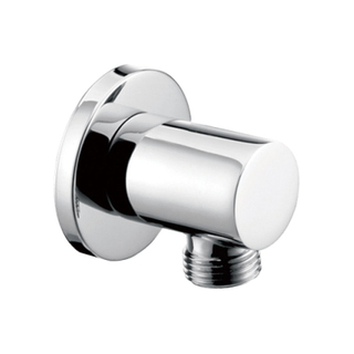 High Quality Copper Shower Wall Outlet Elbow Fitting WT10