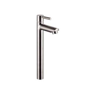 Hot cold water tap faucet for vessel sink