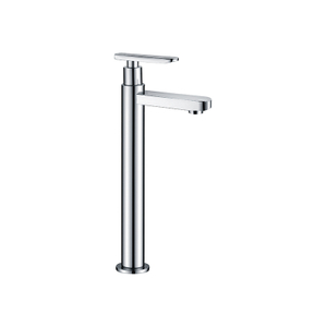 Modern Deck Mounted Single Lever Bathroom Sink Taps
