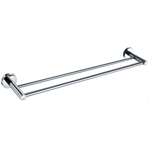 Onine Shopping Bathroom Accessories Dual Towel Rail