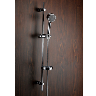 Sliding Bar & Shower Head Holder For Hand Shower