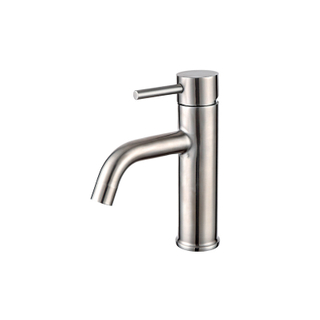 Unique Style Polished Chrome Brass Bathroom basin Faucets