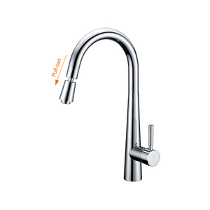 China Supplier Spring Pull Out Flexible Hose For Kitchen Faucet