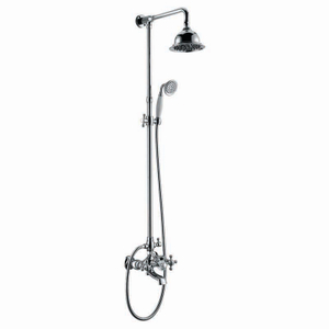 PVD Gold Bathroom Shower Tub Faucet