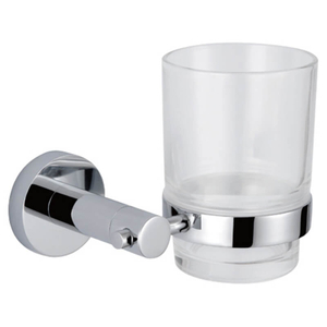 Best Bathroom Stainless Steel Glass Single Toothbrush Holder