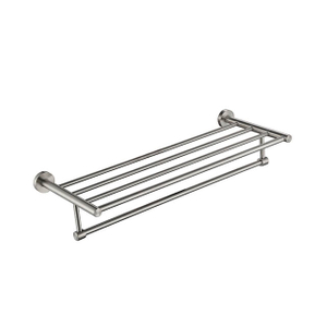 Stainless Steel Towel Rack | Bathroom Towel Rack Holder Wall Mounted | Bathroom Accessories Manufacturer