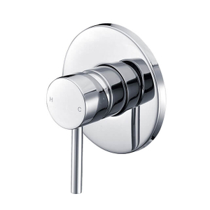 Brass Watermark Shower Mixer | Wall Mounted Concealed Bathroom Shower Mixer