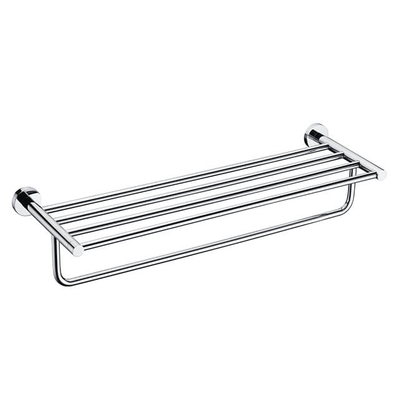 Brass Towel Rack | Bathroom Wall Mounted Double Towel Rack Holder | Towel Rack Holder Supplier